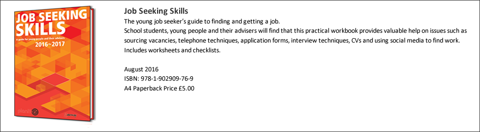 Job Seeking Skills