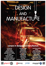Design and Manufacture Poster