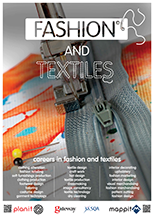 Fashion and Textiles Poster