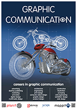 Graphic Communication Poster