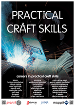 Practical Craft Skills Poster