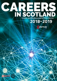 Careers in Scotland cover